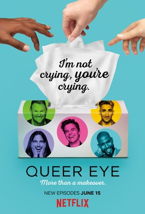 """""""Queer Eye"""" - Movie Poster (thumbnail)"""