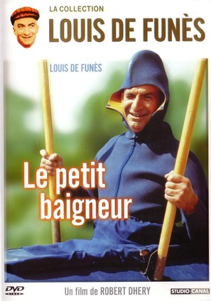 Petit baigneur, Le - French DVD cover (thumbnail)