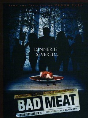Bad Meat - Movie Poster (thumbnail)