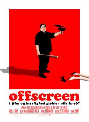 Offscreen - Danish Movie Poster (thumbnail)