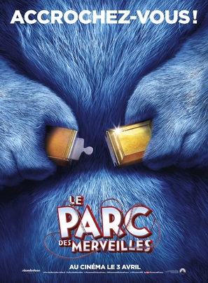 Wonder Park - French Movie Poster (thumbnail)