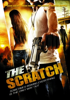 The Scratch - DVD cover (thumbnail)