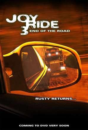 Joy Ride 3 - Video release movie poster (thumbnail)