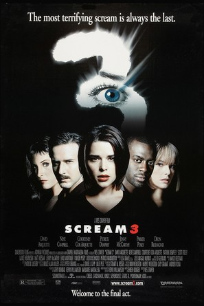 Scream 3 - Movie Poster (thumbnail)