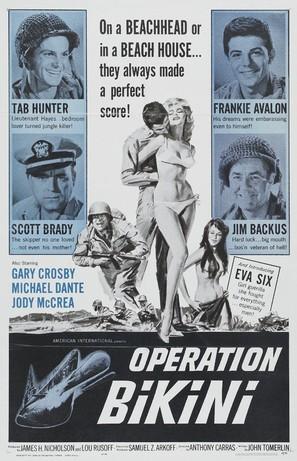 Operation Bikini - Movie Poster (thumbnail)