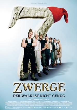 7 Zwerge - Der Wald ist nicht genug - German Movie Poster (thumbnail)