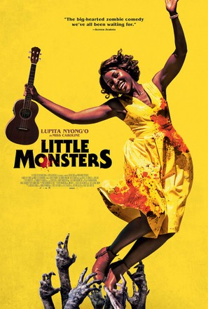 Little Monsters - British Movie Poster (thumbnail)