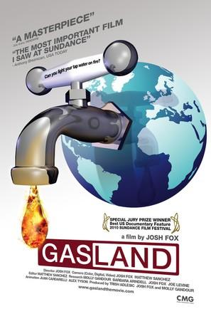 GasLand - Movie Poster (thumbnail)
