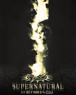 """Supernatural"" - Movie Poster (thumbnail)"