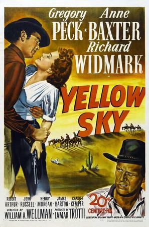 Yellow Sky - Movie Poster (thumbnail)