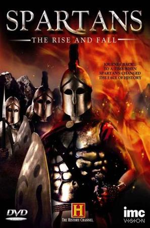 """""""Rise and Fall of the Spartans"""" - Movie Cover (thumbnail)"""