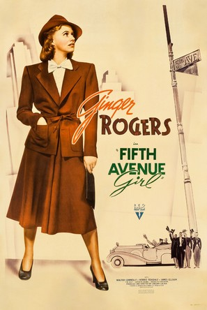 5th Ave Girl - Movie Poster (thumbnail)