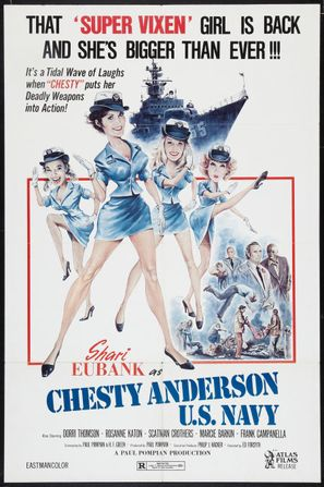 Chesty Anderson U.S. Navy