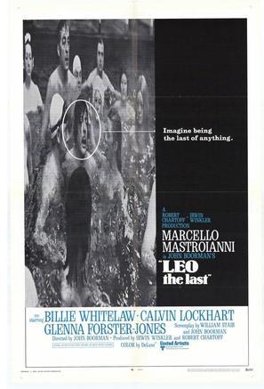 Leo the Last - Movie Poster (thumbnail)
