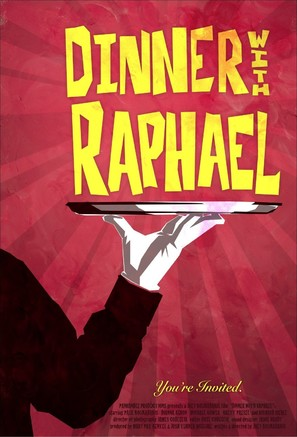 Dinner with Raphael - Movie Poster (thumbnail)