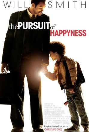 The Pursuit of Happyness - Movie Poster (thumbnail)