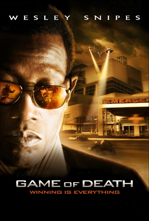 Game of Death - Movie Poster (thumbnail)
