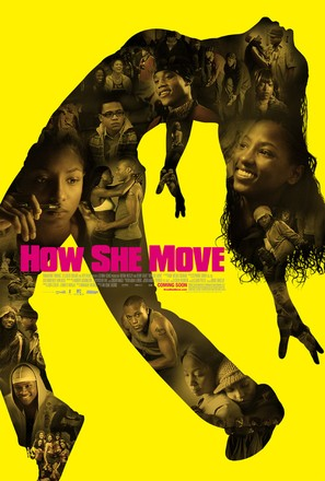 How She Move - Movie Poster (thumbnail)