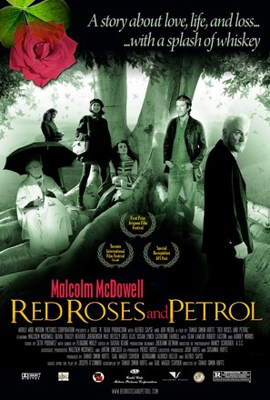 Red Roses and Petrol - Movie Poster (thumbnail)