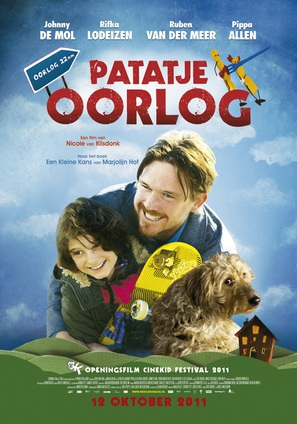 Patatje Oorlog - Dutch Movie Poster (thumbnail)