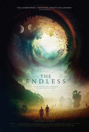 The Endless - Movie Poster (thumbnail)