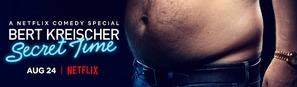 Bert Kreischer: Secret Time - Movie Poster (thumbnail)