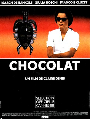 Chocolat - French Movie Poster (thumbnail)