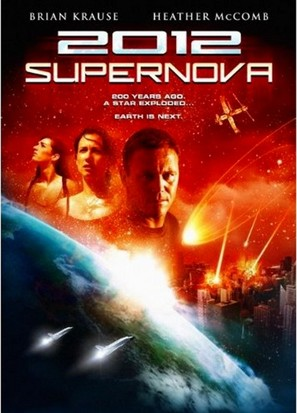 2012: Supernova - Movie Poster (thumbnail)