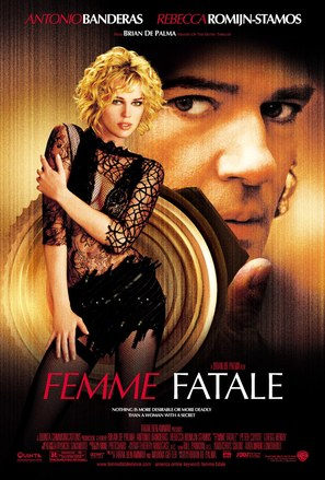 Femme Fatale - Movie Poster (thumbnail)
