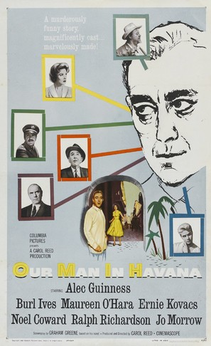 Our Man in Havana - Movie Poster (thumbnail)