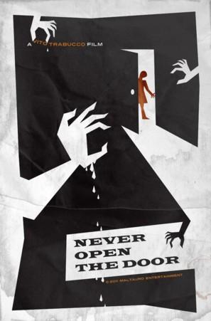 Never Open the Door - Movie Poster (thumbnail)