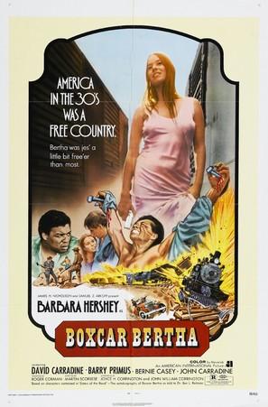 Boxcar Bertha - Movie Poster (thumbnail)