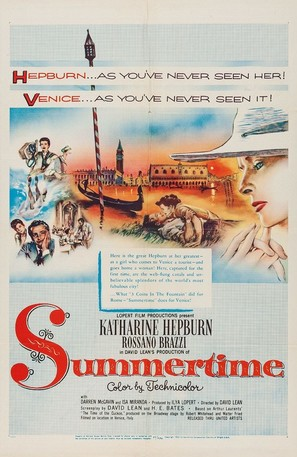 Summertime - Movie Poster (thumbnail)