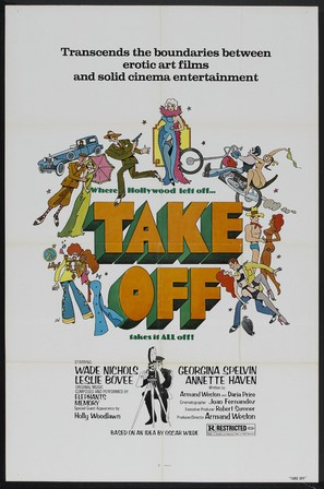 Take Off - Movie Poster (thumbnail)