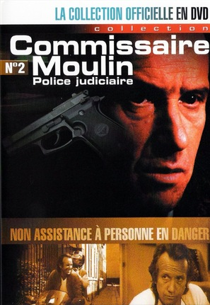 """Commissaire Moulin"" - French Movie Cover (thumbnail)"