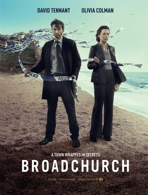 """Broadchurch"" - British Movie Poster (thumbnail)"