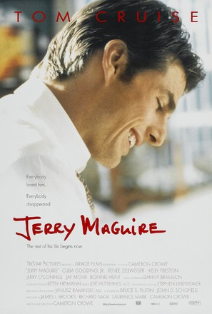 Jerry Maguire - Movie Poster (thumbnail)