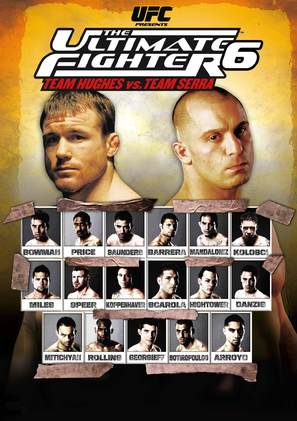 """The Ultimate Fighter"" - Movie Cover (thumbnail)"