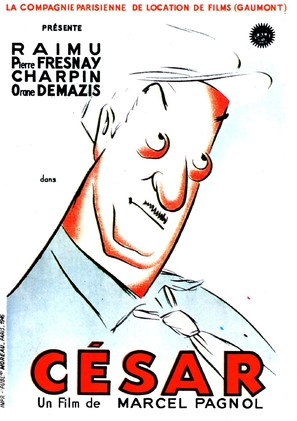 Cèsar - French Movie Poster (thumbnail)