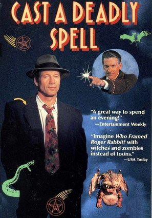 Cast a Deadly Spell - poster (thumbnail)