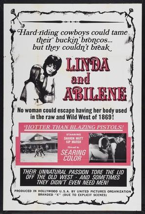 Linda and Abilene - Movie Poster (thumbnail)
