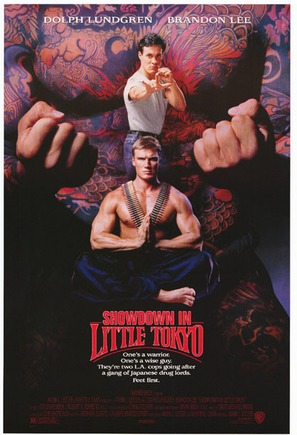 Showdown In Little Tokyo - Movie Poster (thumbnail)