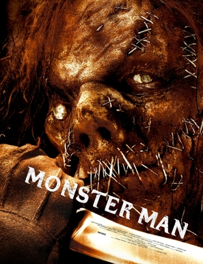 Monster Man - Movie Poster (thumbnail)