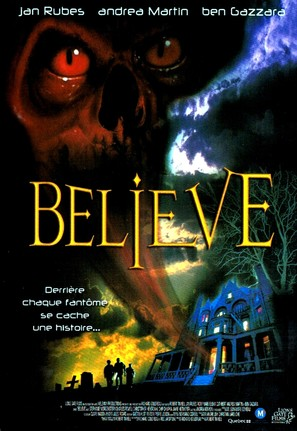 Believe - Canadian Movie Poster (thumbnail)