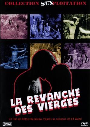 Revenge of the Virgins - French DVD cover (thumbnail)