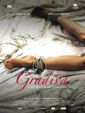 Gradiva (C'est Gradiva qui vous appelle) - French Movie Poster (thumbnail)
