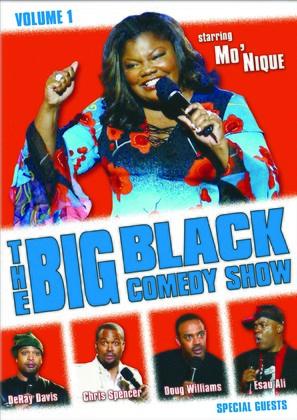 Big Black Comedy Show - poster (thumbnail)