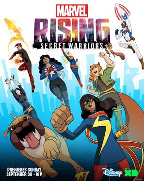 """""""Marvel Rising: Secret Warriors"""""""