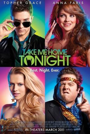 Take Me Home Tonight - Movie Poster (thumbnail)