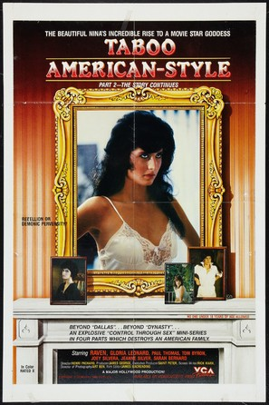 Taboo American Style 2: The Story Continues - Movie Poster (thumbnail)